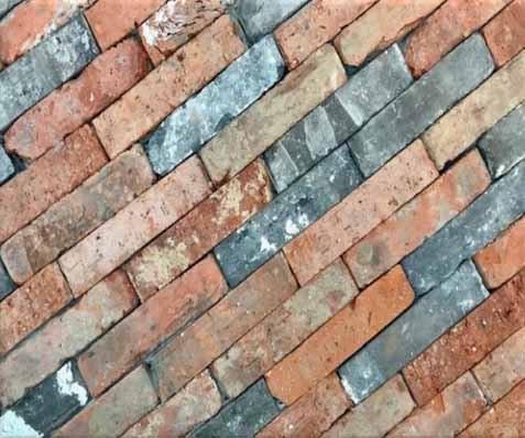Antique Brick Cladding
