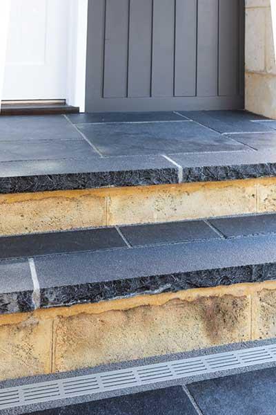 ELEMENTAL Stone Steps WITH-DRAINjpg