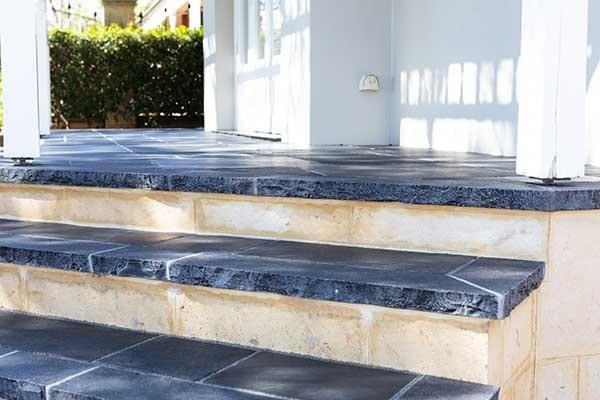 ELEMENTAL Stone Steps
