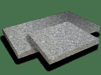 Latte aggregate pavers