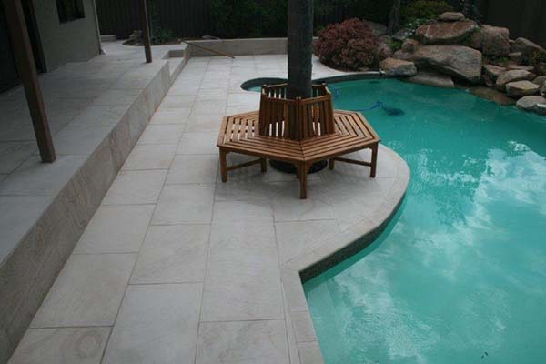 Natural Paving Stones Perfect For Pool Areas