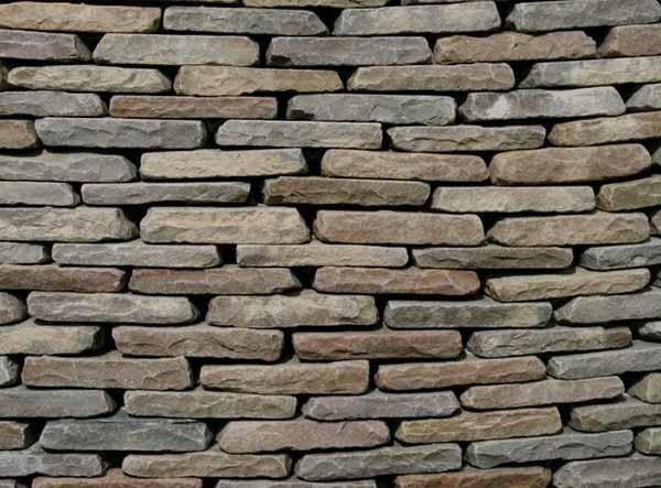 Vintage Stone Walling