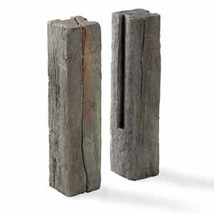 Fireproof Wooden Posts For Decking