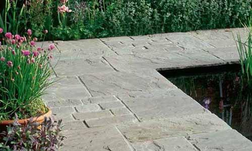 Pool Pavers - Vintage Raven Stone