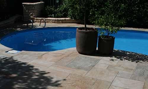 Trustone Glenmoor Pool Pavers